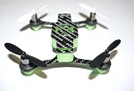 Phoenix Flight Gear Custom Built 110mm Micro-H 8mm Motor Nano Copter Bind-n-Fly Extreme Edition