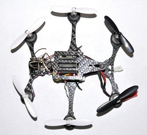 Phoenix Flight Gear 130mm Micro FPV Hexacopter Frame For 8mm Motors(Multiflite Version)
