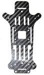Phoenix Flight Gear Carbon Fiber 200QX Five Piece Mini-H Frame Only