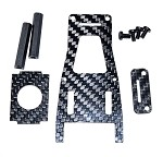 Phoenix Flight Gear 200QX Carbon Gear Camera VTX Accessory Plate