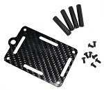 Phoenix Flight Gear CarbonSpyder 470mm  Top Accessory Plate