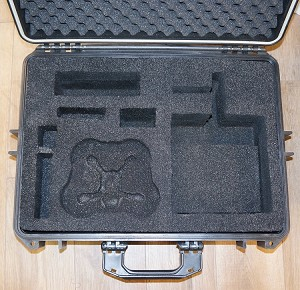 Phoenix Flight Gear RotorX Atom FPV Large Carry/Storage Case