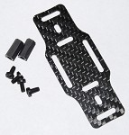 Phoenix Flight Gear 135mm Carbon Fiber Accessory Plate