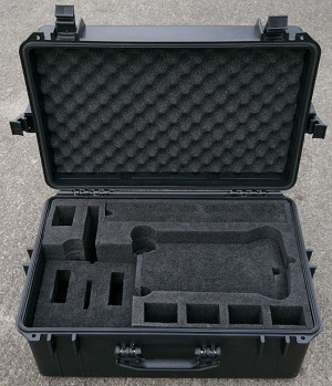 Phoenix Flight Gear Transporter 725mm Spyder Quad/X8 Large Flight Case