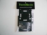PhantoMount X2/X2 Wide GAUI 540H Top Plate Kit (Unassembled)