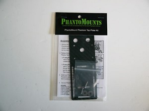 PhantoMount X2/X2 Wide Phantom Top Plate Kit (Unassembled)