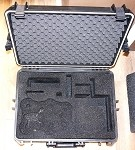 Phoenix Flight Gear RotorX Dual Atom FPV Large Carry/Storage Case (for 2 Atoms)